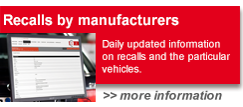 Recalls by manufacturers